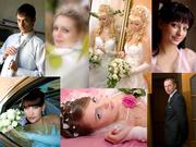 Свадебная фотография  в Полоцке.  Свадебная фотография в Новополоцке.