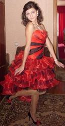 вечернеее (выпускное) платье