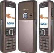 Nokia 6300 choco